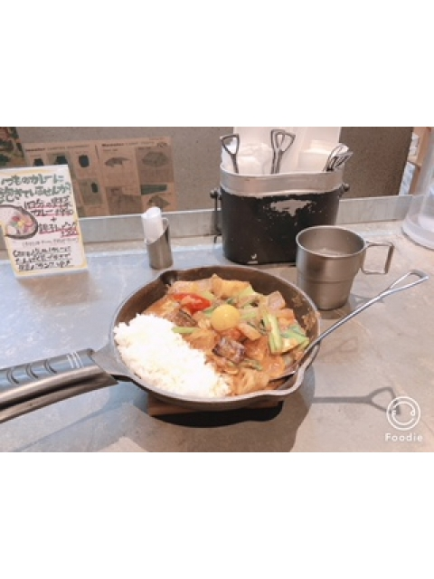 池袋JK制服いちゃキャバ【みつばちマーヤZ(ゼット)】 のい 野菜カレー